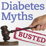 All Common Myths About Diabetes