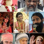 Controversial Godmen Guru of India and their Controversies