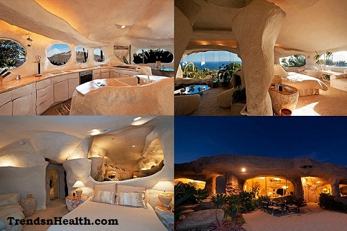 Pictures Of Dick Clark Flintstone House House Pictures