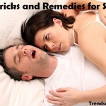 Snoring, Tips tricks and home remdies to stop snoring