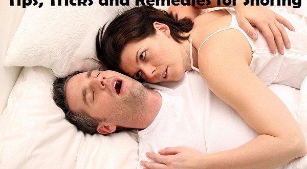 How to Stop Snoring: Tips, Tricks and Remedies