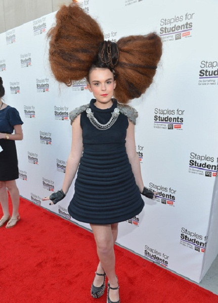 15 Most Crazy And Weird Hairstyles Strange Hairdo Page