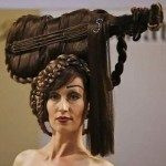 15 Most Crazy and Weird Hairstyles (Strange Hairdo)
