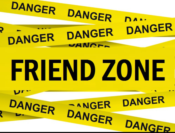Danger zone friend zone