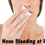 How to Cure Nose bleeding with Natural Home Remedies