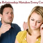 common early relationship mistakes