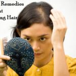 Natural Home Remedies for Thinning Hair Treatment in Women and Men
