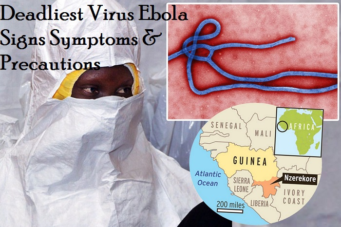 deadliest virus Ebola