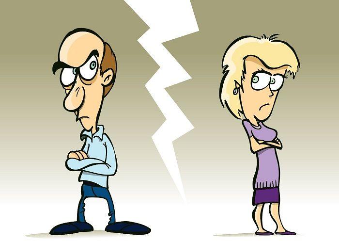 strange and weird divorces