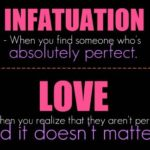 How to Know, Is it Love or Infatuation?