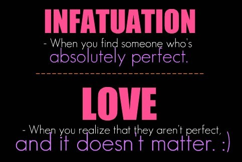 Of What Meaning Infatuation The Is