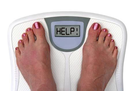 gain back weight help