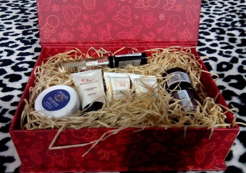 December 2015 My Envy Box Review 2