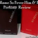 Oriflame So Fever Perfume for Him and Her Review