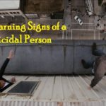 Warning signs of a suicidal person