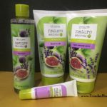 Oriflame Nature Secrets Manicure Set Review