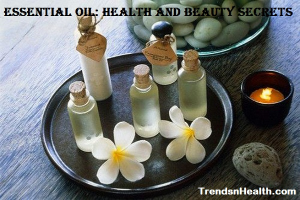 essential oils beauty secrets
