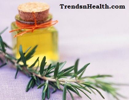 Bottle of oil and rosemary, Rosemary Essential Oil Benefits health and beauty secrets
