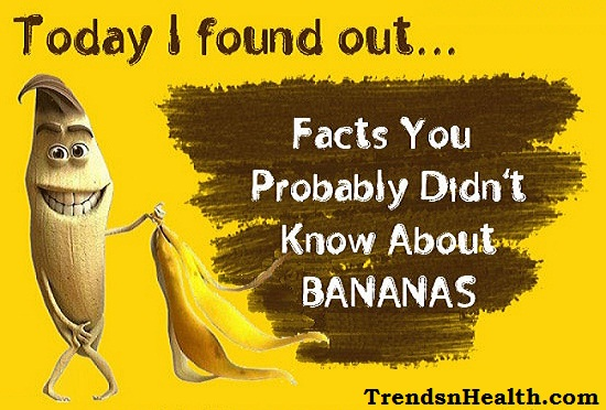 interesting shocking unknown strange fun facts about banana