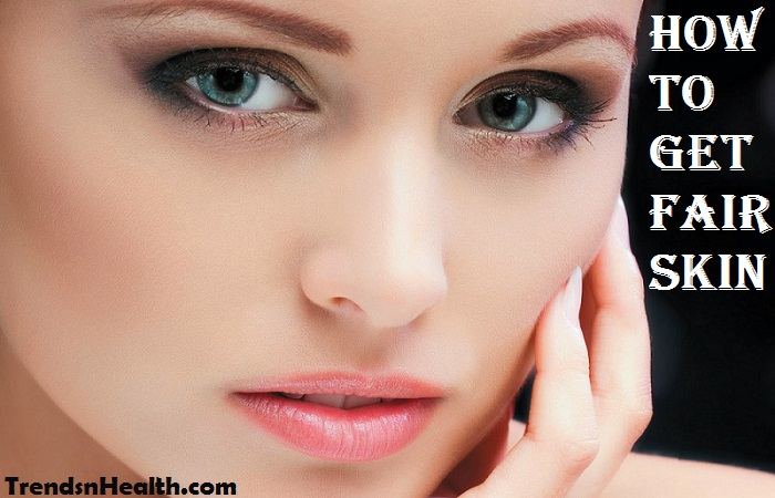 How to get Fair Skin at home Naturally, fairness with natural home remedies