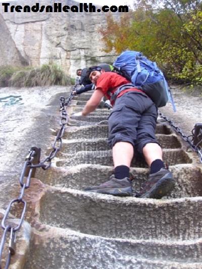 hua_shan_stairs1 dangerous stairways