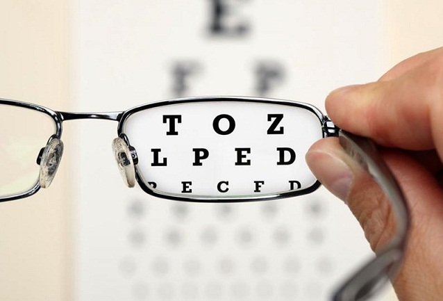 improve eyesight naturally , get rid of glasses