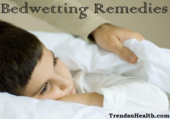 bedwetting in children