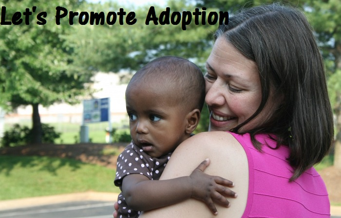 Lets promote adoption, Adopt a child