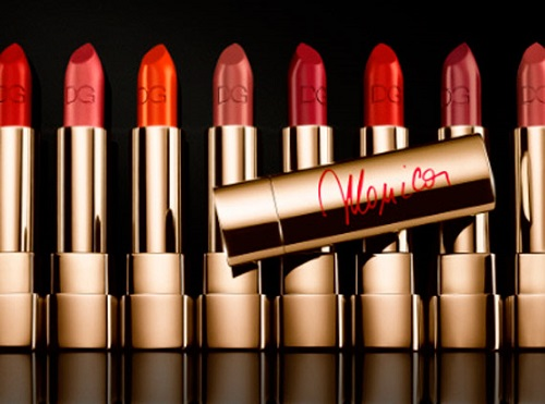Dolce and Gabbana Monica Voluptuous Long Lasting Lipstick