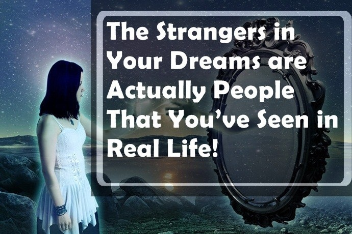 strange people in dreams