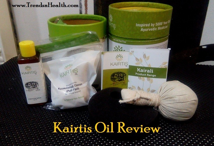 Kairtis Oil complete Kit