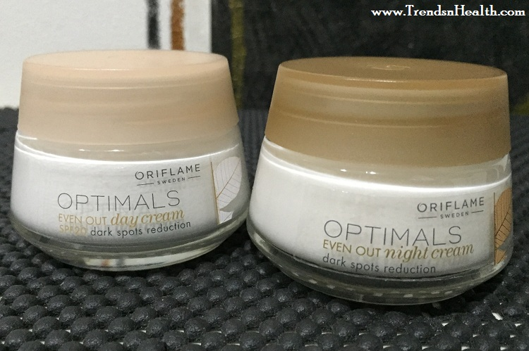 Oriflame Even Out Day and Night Cream Review