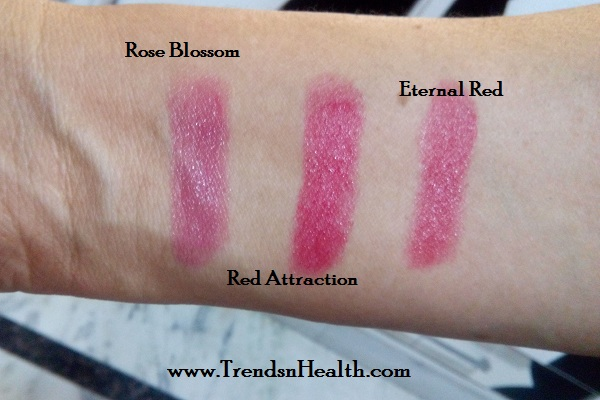 Oriflame Giordani Gold Jewel Lipstick Review