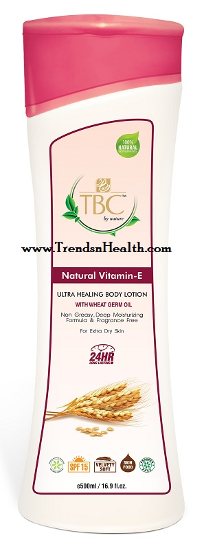 TBC by Nature Vitamin-e Ultra Healing Body Lotion Review